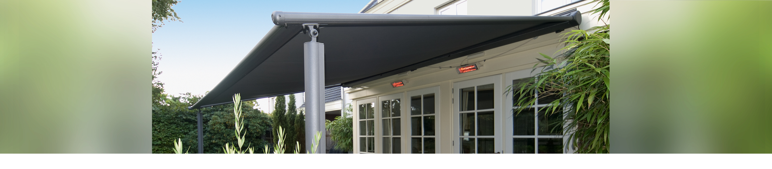 plaza home led weinor awnings. Black Bedroom Furniture Sets. Home Design Ideas