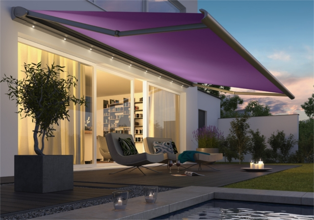 Teaser outdoor awnings
